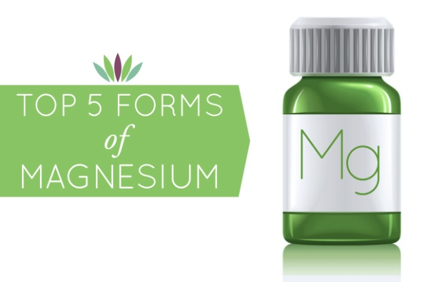 Top-5-Forms-of-Magnesium