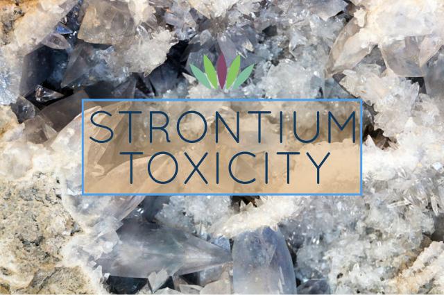 Strontium-Toxicity